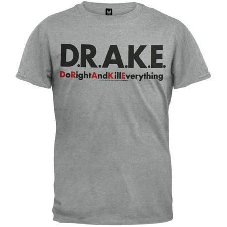 Drake - D.R.A.K.E. T-Shirt ()