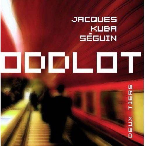 Jacques Kuba Seguin Odd Lot 2 3 [CD] by