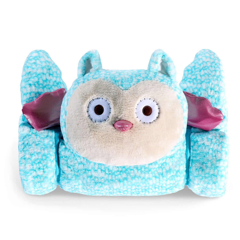 Kid S Animal Sleeping Bag Blue Owl Walmart Com