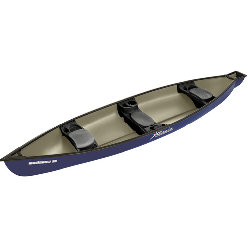 Sun Dolphin Mackinaw 15.6' Square Back Canoe by KL Industries