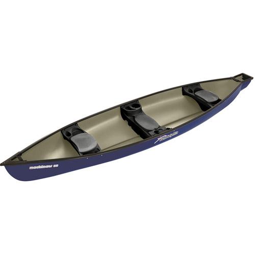 Sun Dolphin Mackinaw 15.6' Square Back Canoe