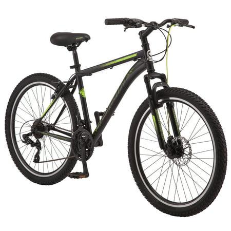 "Schwinn Sidewinder Mountain Bike, Mens, 26"", Black"
