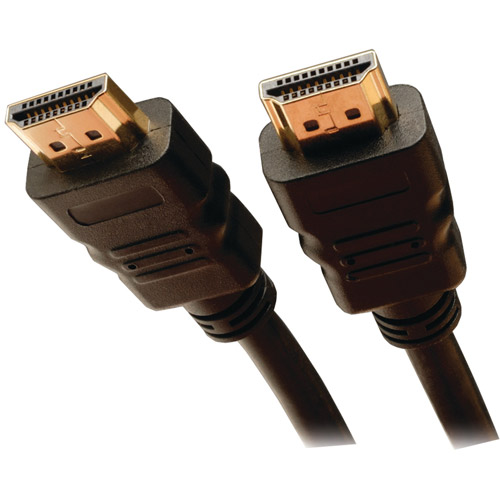Tripp Lite P569-025 High-Speed HDMI Cable with Ethernet, 25'
