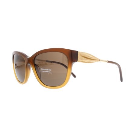 BURBERRY Sunglasses BE 4203 336973 Brown Gradient Hazelnut 57MM