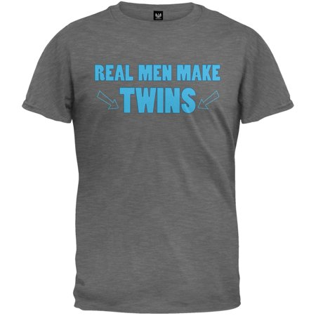 Father's Day - Real Men Make Twins - Father's Day Diy