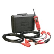 Power Probe III Test Light and Voltmeter, Red