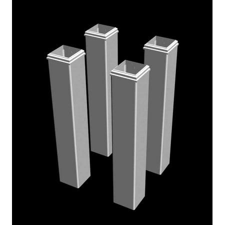 Tall Base Moldings