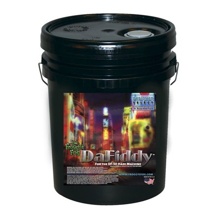 Dafiddy   Oil Based Haze Juice Fluid For Df 50 Machine   5 Gallon Pail