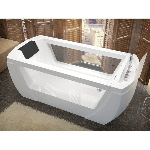 Spa Escapes Bella 69'' x 32'' Whirlpool and Air Tub