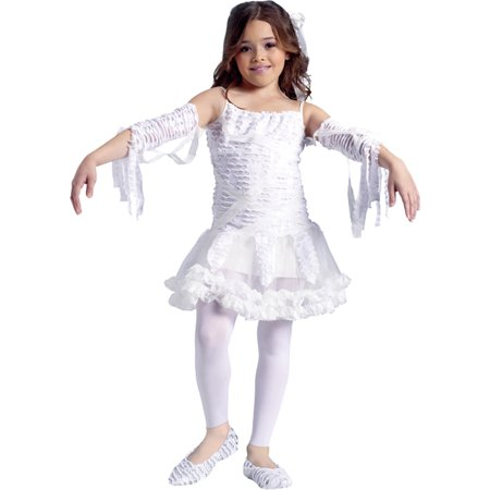 Mummy Kids Costume - Morris costumes FW110582SM Tutu Mummy Child 4-6
