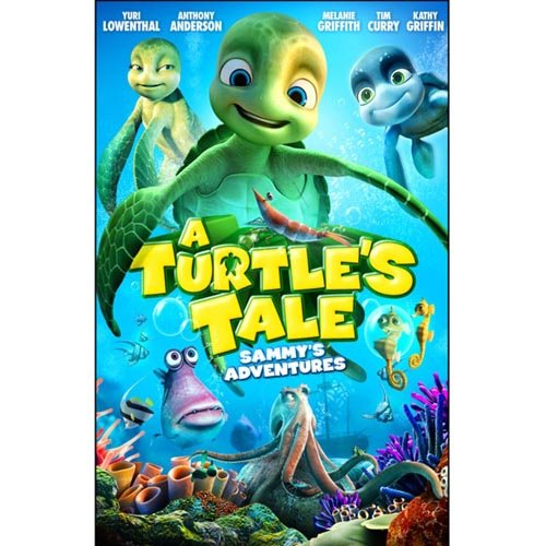 A Turtle's Tale: Sammy's Adventures (Exclusive) (Widescreen, WALMART EXCLUSIVE)