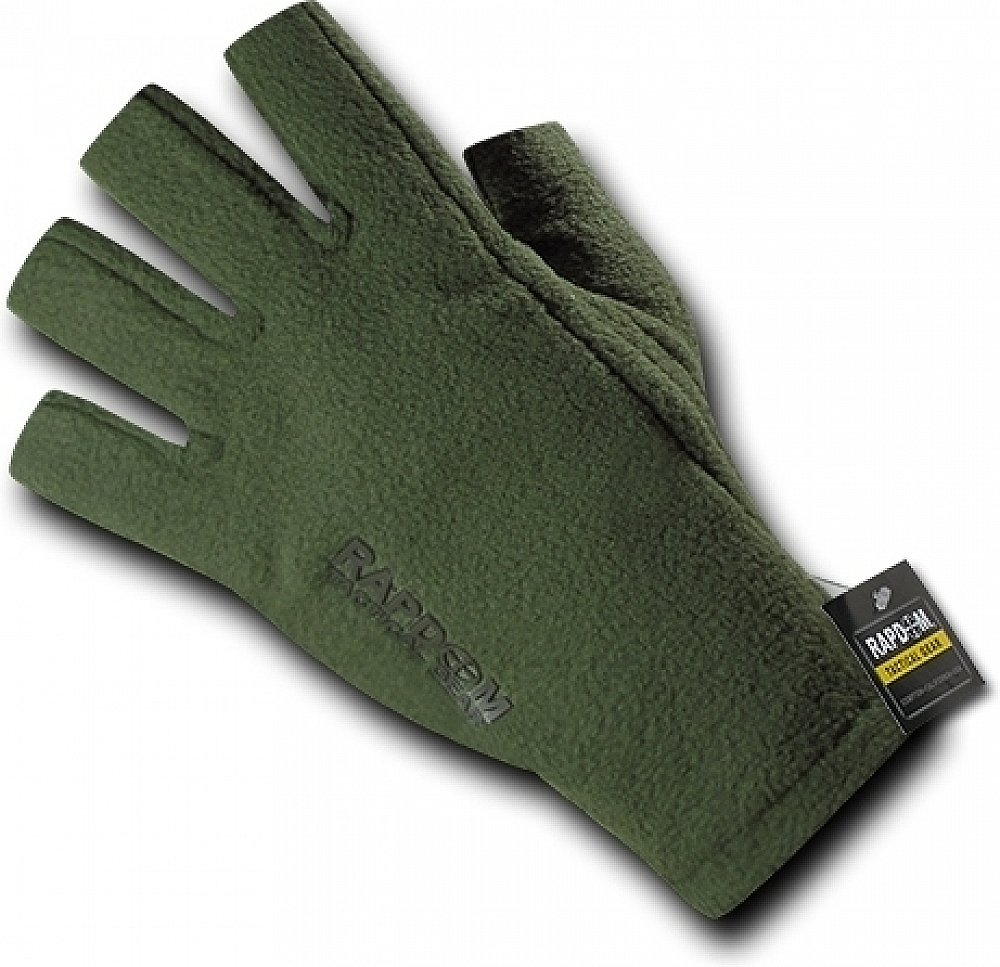 New York Glove Company Big and Tall Finger Logic Adjustable Fleece Gloves
