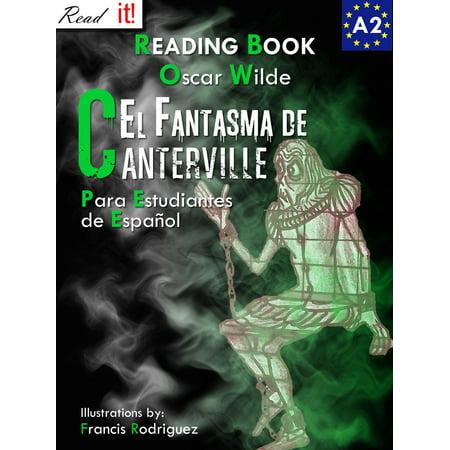 Fantasmas Para Halloween (El Fantasma de Canterville para estudiantes de español. Libro de lectura Nivel A2. Principiantes. -)