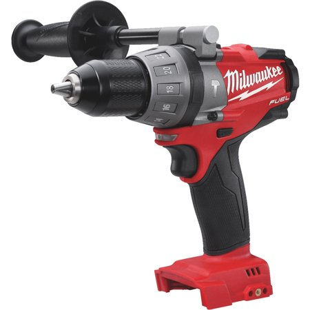 Milwaukee M18 Fuel Lithium Ion Brushless Cordless Hammer Drill   Bare Tool