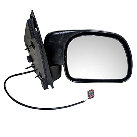Passenger Right Side Mirror Ford Super Duty Pickup Truck 2008 2009 2010 (Super Duty Pickup Mirrors)