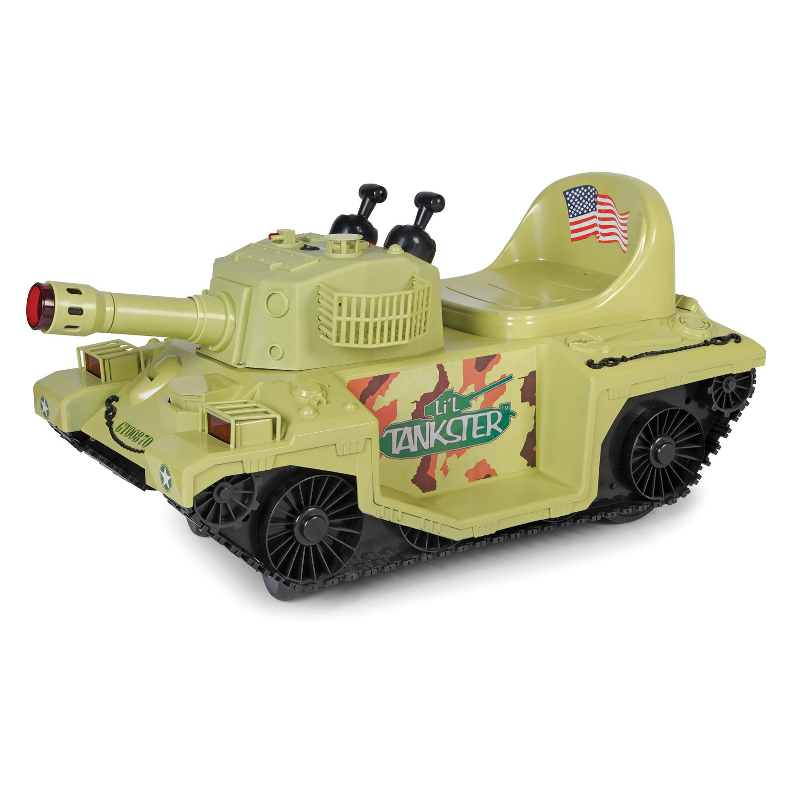 Li'l Tankster Ride-On