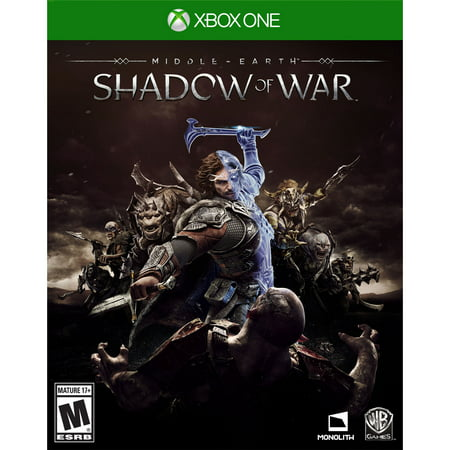 Middle Earth  Shadow Of War Walmart Exclusive  Xbox One