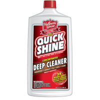 Quick Shine Concentrated Deep Cleaner; 27 oz.