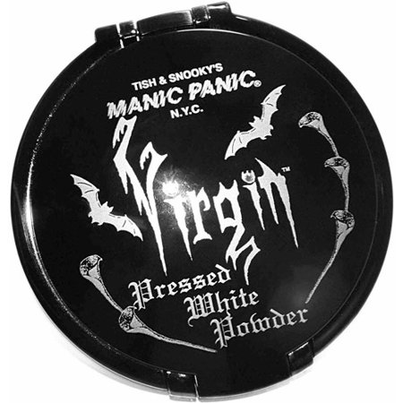 Manic Panic Virgin White Pressed Powder Gothic Vampire