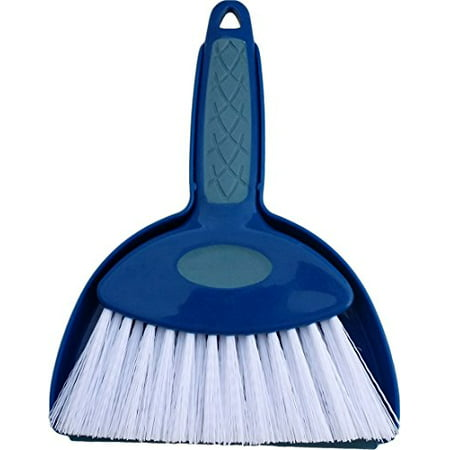 Hefty and Durable Small Hand Broom with Snap-on Dust Pan, Available in Various Package Quantities (1) (Girl Dancing With Broom)
