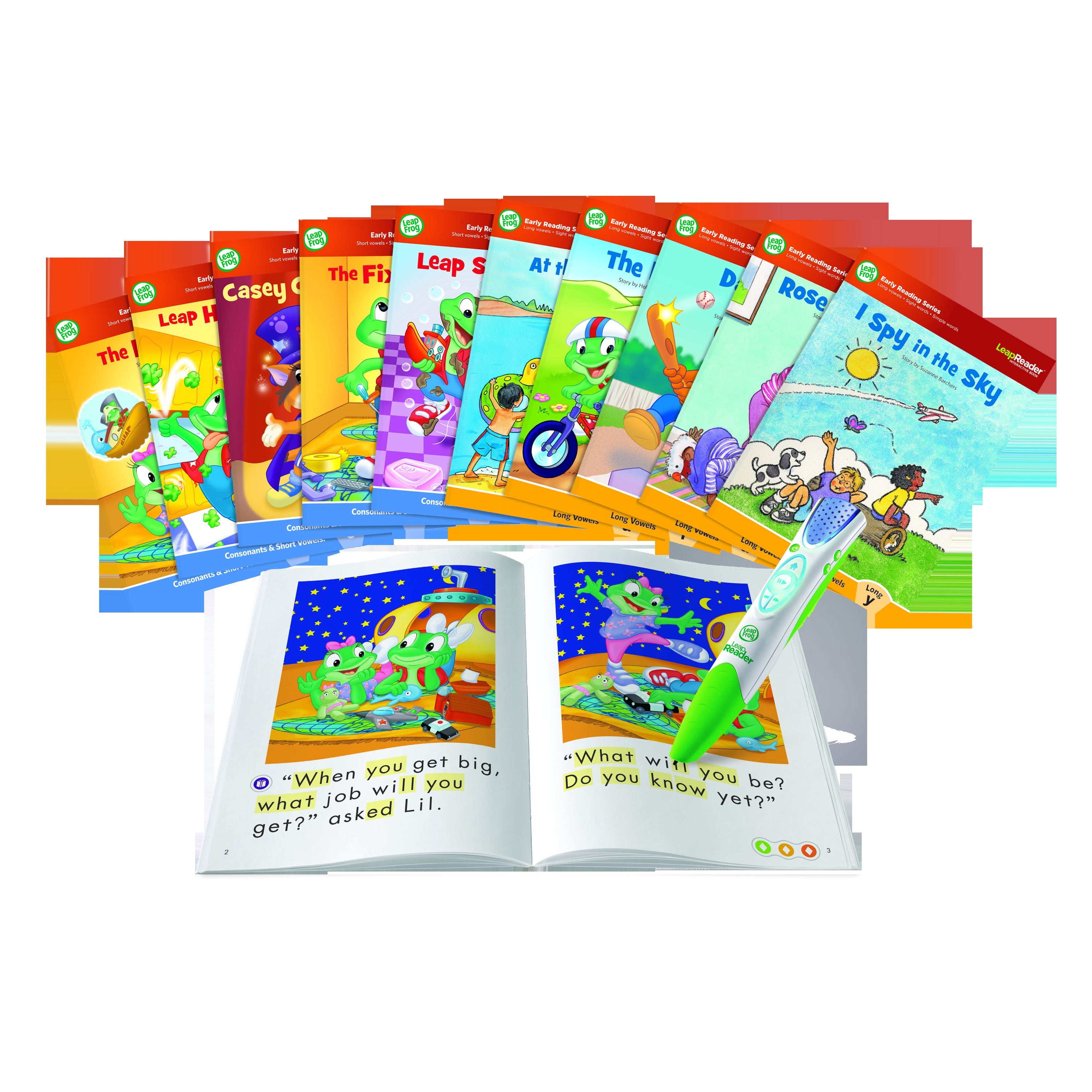 LeapFrog® LeapReader Learn to Read Bundle