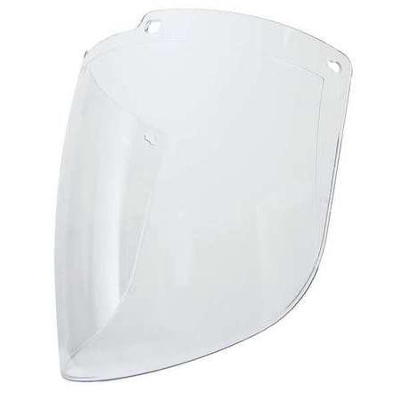 Polycarbonate Visor - Honeywell Uvex S9550 Uncoated Polycarbonate Faceshield Visor