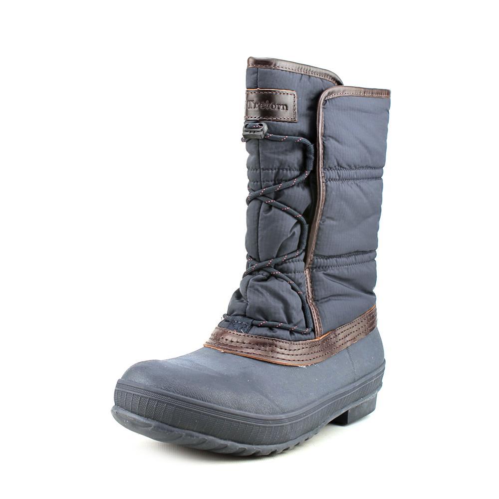 Tretorn Snoega Women Round Toe Synthetic Rain Boot by Tretorn