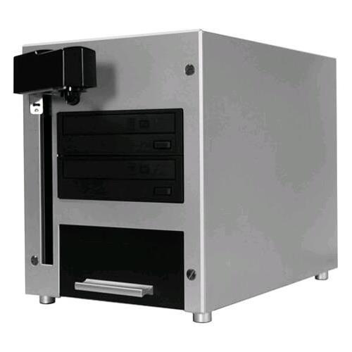 Vinpower Digital CUB25-S2T The Cube 2 Target DVD CD Duplicator Tower with 25 Disc Capacity 500GB Hard Drive