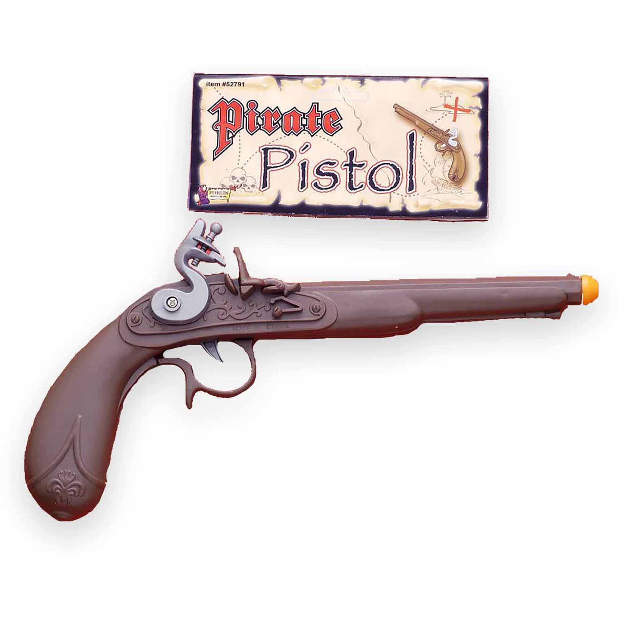 Pirate Pistol Child Halloween Costume Accessory by Generic