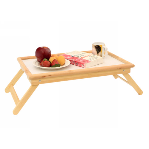 Home Craft Bed Tray, Natural