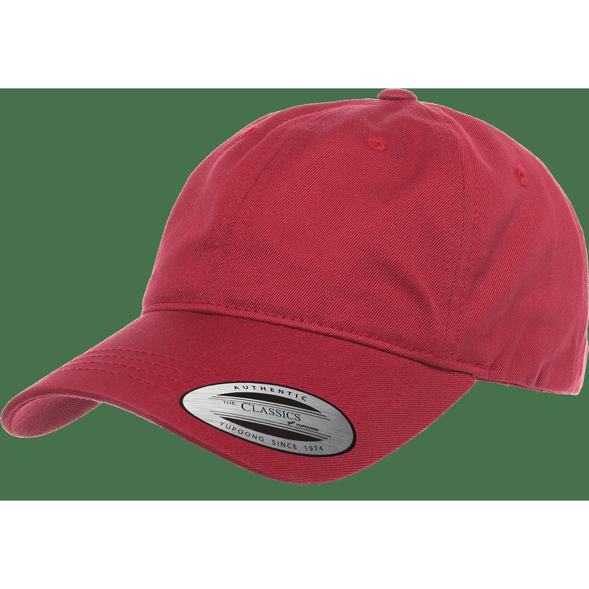 64fe4f87d571e Flexfit 6245CM Orange Low Profile Cotton Twill Dad Hat