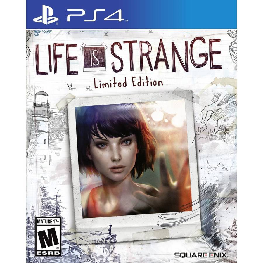 Square Enix Life Is Strange Limited Edition (PS4)