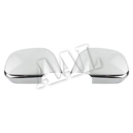 AAL Premium Chrome Mirror Cover For 2002-2008 Dodge Ram 1500 Mirror Cover (Not For Towing