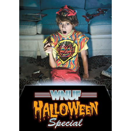 WNUF Halloween Special: The Infamous Broadcast (DVD)