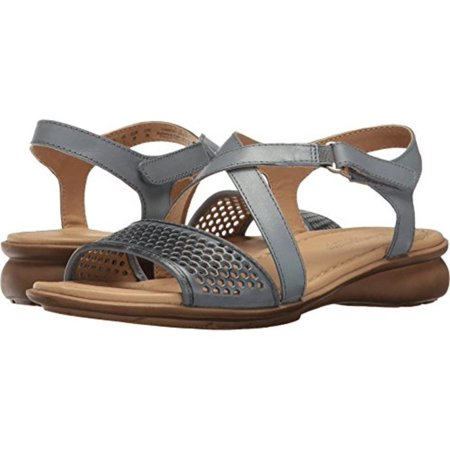ad276618881d Naturalizer - Naturalizer Juniper Women N S Open Toe Synthetic Tan Sandals  - Walmart.com