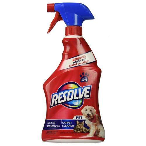 Resolve Pet Stain & Odor Carpet Cleaner 22 oz (Pack of 2)