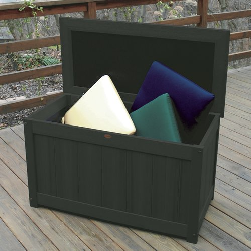 Buyers Choice Phat Tommy 1 Gallon Wood Deck Box by Buyers Choice
