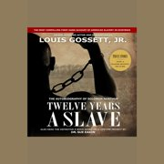 Twelve Years a Slave - Audiobook