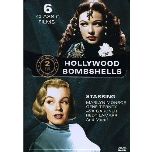 Hollywood Bombshells (Tin Case)