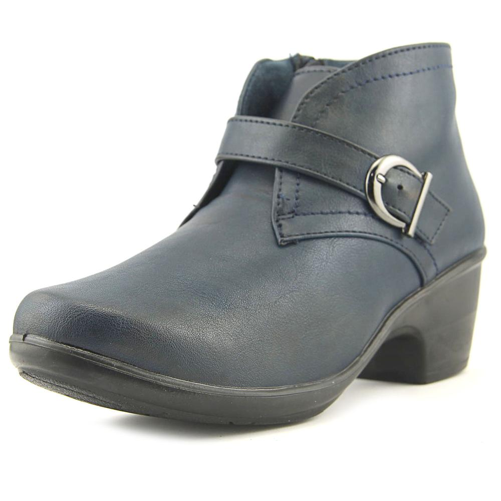 Easy Street Banks WW Round Toe Synthetic Bootie by Easy Street