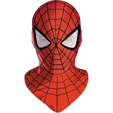 Deluxe Spider-Man Mask Adult Halloween - Spiderman Costume For Halloween