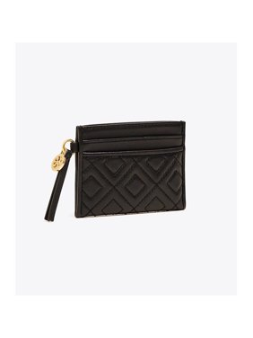 05739eae84 Product Image Tory Burch Fleming Slim Card Case - Black