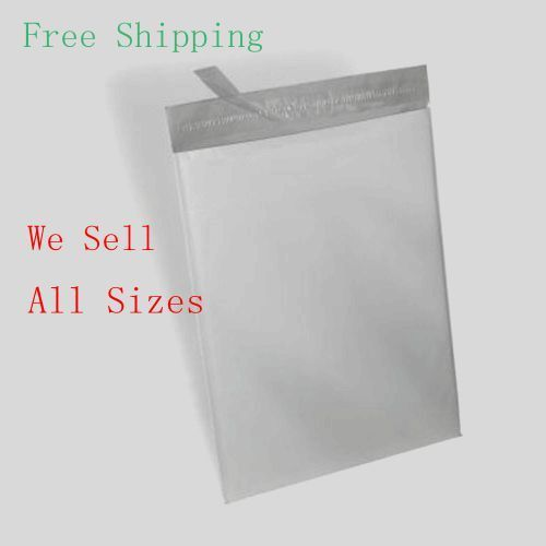 50 #2 7.5X10.5 Poly Mailer Self Sealing Shipping Envelopes Waterproof Mail Bags by
