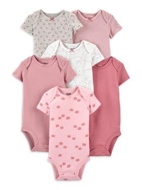 Preemie Solid Pink Gown 2 Pack