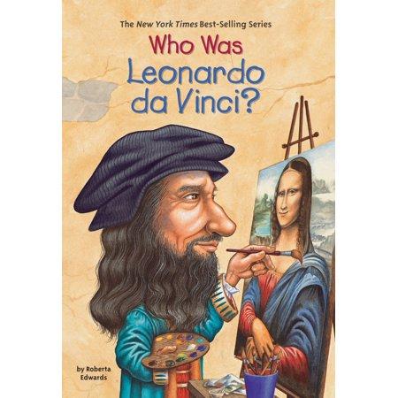 Who Was Leonardo Da Vinci? (Paperback) (Da Vinci Business Journal)