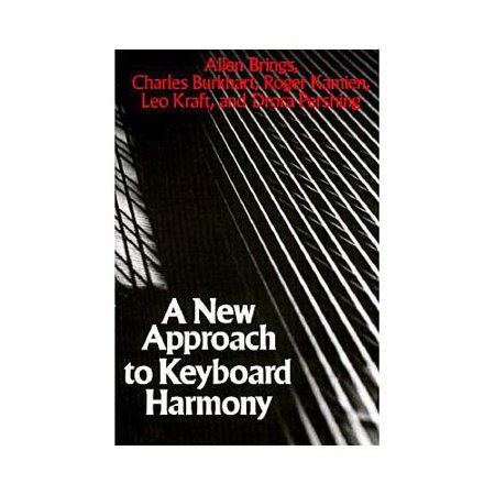 A New Approach to Keyboard Harmony by