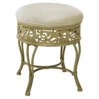 Enjoyable Vanity Stools Walmart Com Inzonedesignstudio Interior Chair Design Inzonedesignstudiocom
