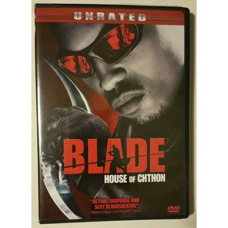 Blade: House Of Chthon (Unrated) (House Of Blades)