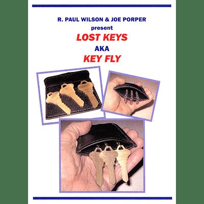 KEYFLY (Lost Keys) by R. Paul Wilson and Joe Porper - Trick Joe Porper Cases