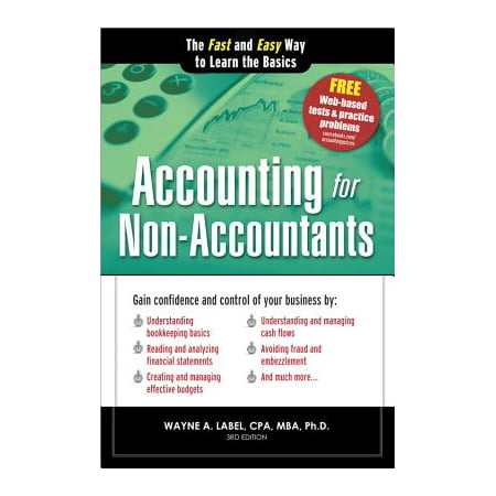 Accounting for Non-Accountants (Accounting For Non)